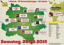 Welttag der Bühnenwirtshäuser Niederösterreich am 26.September