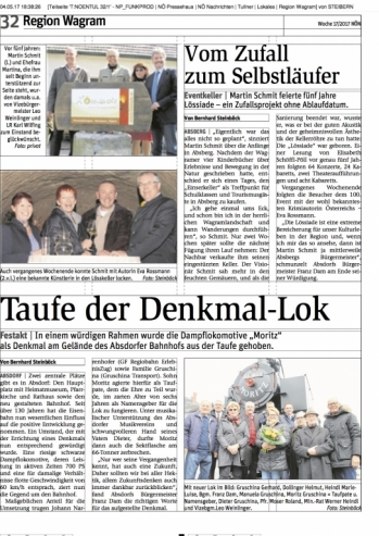 5 Jahre Bühnenwirtshaus LÖSSIADE in Absdorf